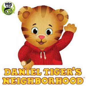 Daniel Tigers Neighborhood logo