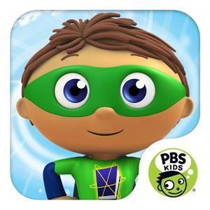 Super Why logo