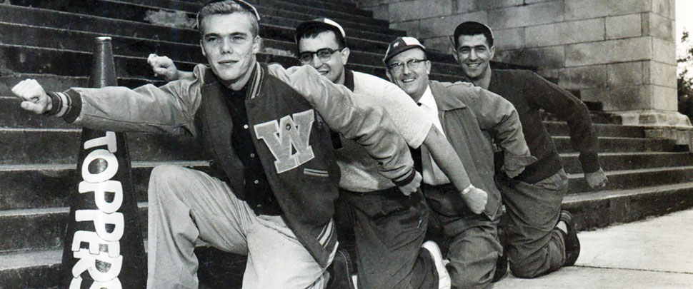 The Hilltoppers quartet