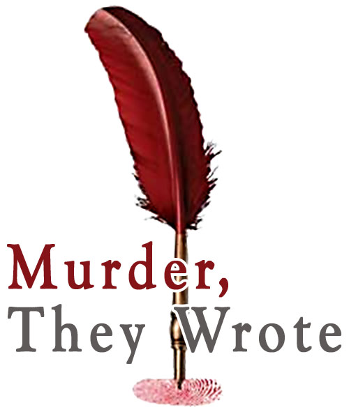 Murder, They Wrote Logo
