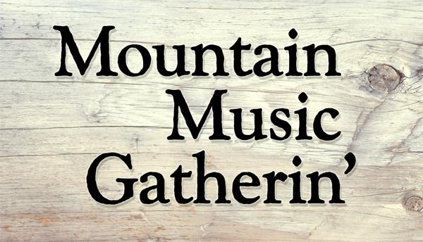Mountain Music Gatherin logo