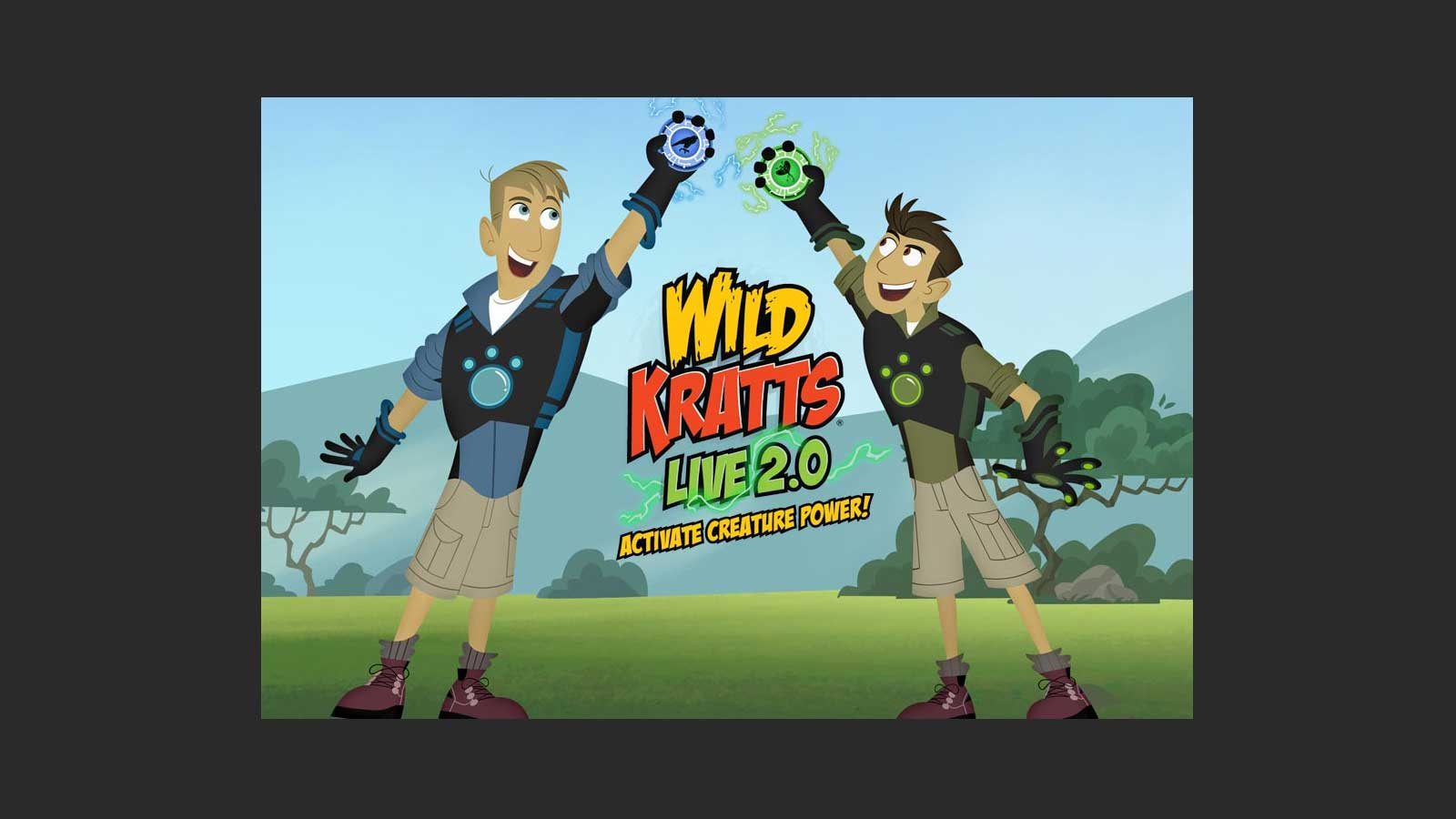 Wild Krats Live 2.0 Activate Creature Power