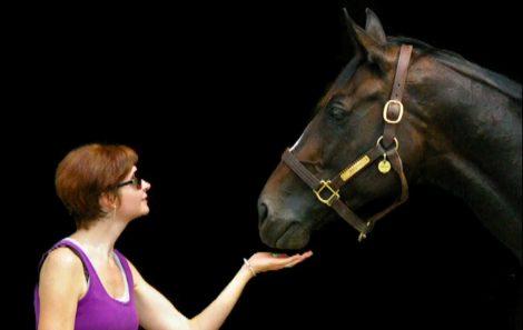 Equine Artist Jaime Corum