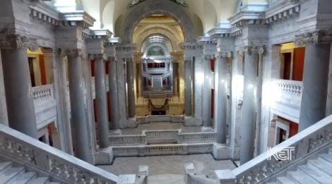 A Marble-Clad Temple of Democracy
