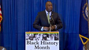 Lawmakers Commemorate Black History Month