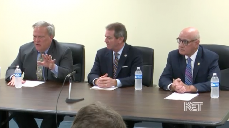 Legislative Leaders Outline Pension Reform Bill