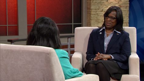 Jenean Hampton's Advocacy for Youth Suicide Prevention