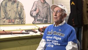 Celebrating Veterans Day: Honor Flight for World War II Veterans