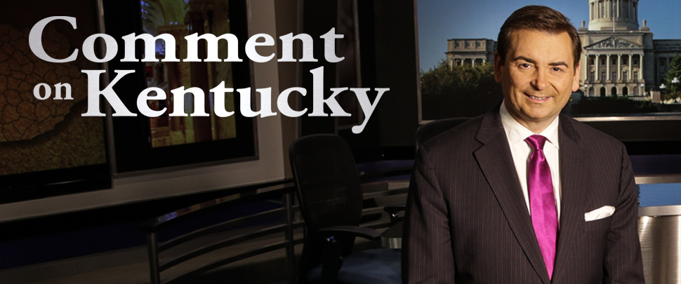 Bill Bryant and Comment on Kentucky logo