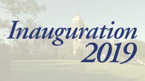 Inauguration 2019
