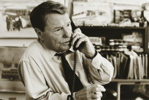 Photo of Jim Lehrer