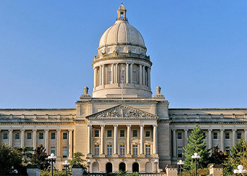 Photo of the Kentucky Capitol
