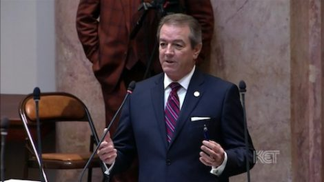 House Speaker David Osborne