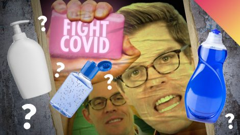It's Okay to Be Smart - Fight Covid