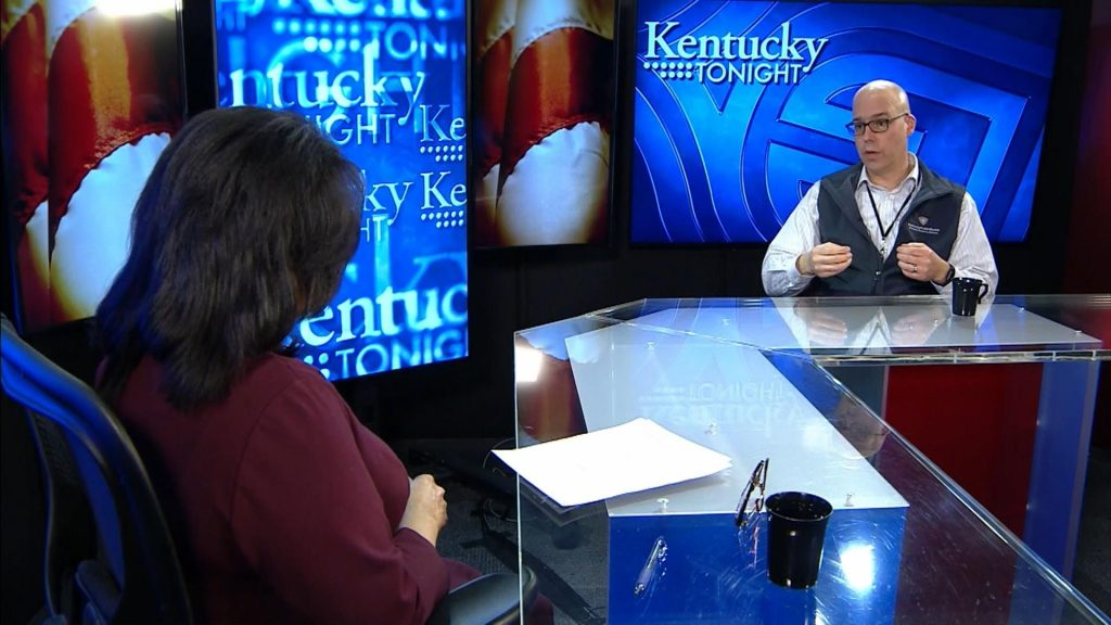Kentucky Tonight Dr. Stack Interview