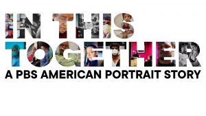 Text: In This Together A PBS American Portrait Story logo