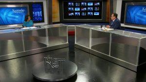 Renee Shaw interviews U.S. Congressional candidate Gerardo Serrano.