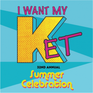I Want My KET Summer Celebration logo