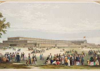 Painting of the Great Exhibition
