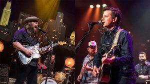 Chris Stapleton and band