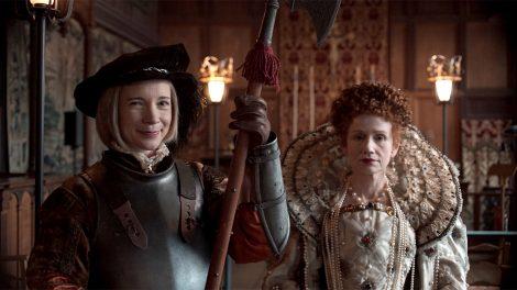 Elizabeth the Warrior Queen