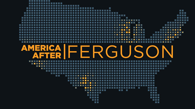 American After Ferguson graphic
