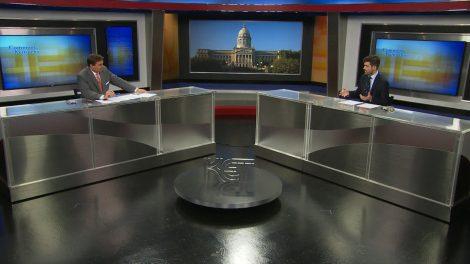 Bill Bryant interviews the Lexington Herald-Leader's Dan Desrochers.