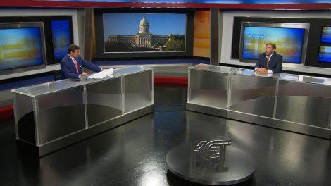 Bill Bryant and reporter Ryland Barton from Kentucky Public Radio.