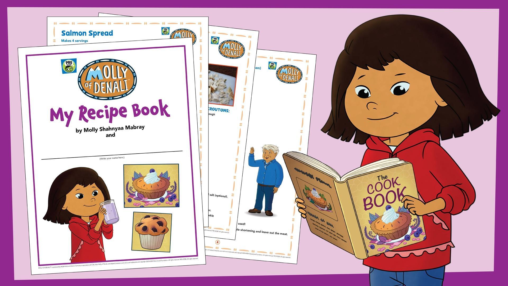 Molly Recipe Book