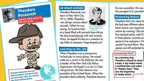 Roosevelt reader