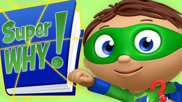 Super Why! Cupcake Math