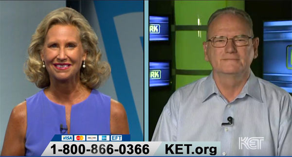 Michele Ripley interviews Dennis Lawrence of Clark Materials during Summer Pledge 2020.