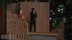 """A scene from Kentucky Shakespeare's production of """"As You Like It."""""""