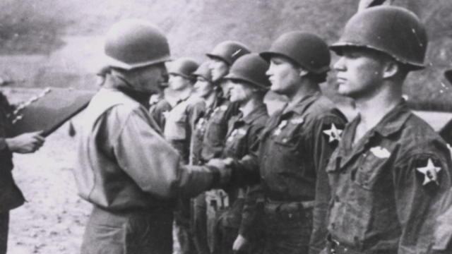 Korean War soldiers