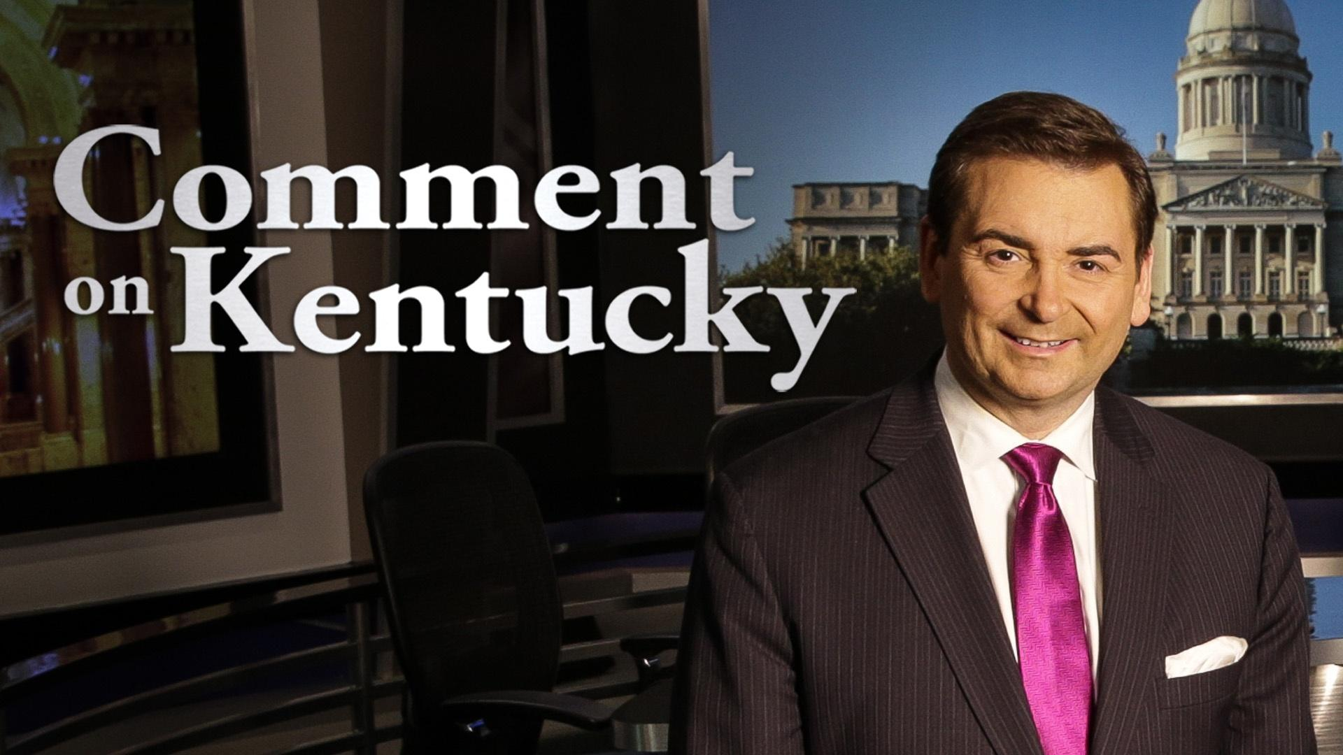 Bill Bryant and the Comment on Kentucky logo