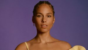 Executive Producer Alicia Keys.