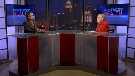 Dr. Wayne Tuckson interviews Dr. Eugene Shively.