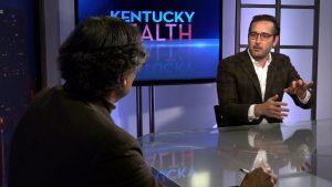 Host Dr. Wayne Tuckson interviews Dr. Benjamin Klausing.