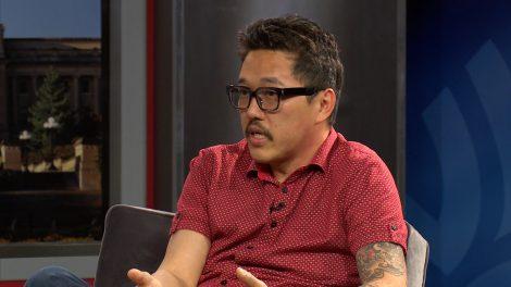 Lexington chef and activist Dan Wu.