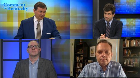 Bill Bryant leads a discussion of the week's news with a panel of journalists.