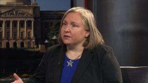 Psychologist Julie Cerel.