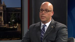 Kentucky Public Health Commissioner Dr. Steven Stack