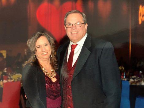 Garren and Susan Colvin