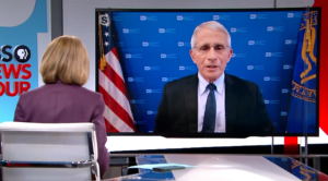 Judy Woodruff interviews Dr. Anthony Fauci.