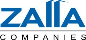 Zalla Companies logo.