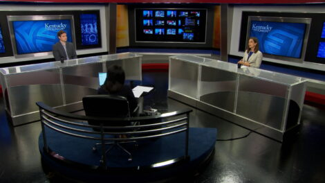 Renee Shaw speaks with David Dougherty, MD, and Ashley Montgomery-Yates, MD, on Kentucky Tonight.