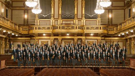 Vienna Philharmonic Orchestra.