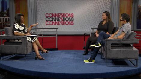 Renee Shaw interviews Charlene Buckles and Dan Wu.