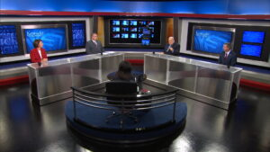 Renee Shaw and guests discuss the 9/11/2001 terrorist attacks on Kentucky Tonight.
