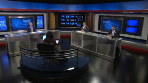 Kentucky Tonight Covid and the Classroom panel